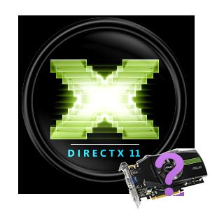 Какие видеокарты поддерживают DirectX 11