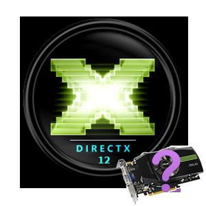 Какие видеокарты поддерживают DirectX 12