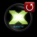 Откат: как откатить DirectX