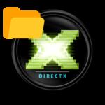 Расположение DirectX в системе