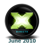 Скачать DirectX June 2010 бесплатно