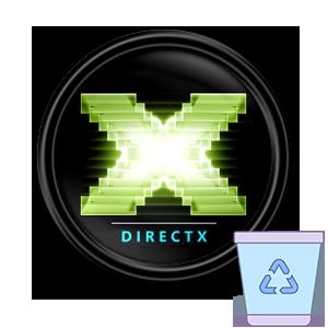 Удаление DirectX и чистка системы