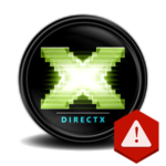 Устранение ошибки DirectX device creation error